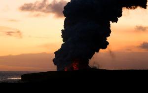 Kilauea Lava Vent