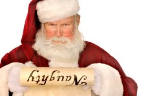Santa's Naughty List