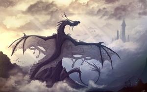Sky_dragon_by_VampirePrincess007