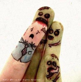 zombie-fingers