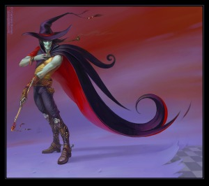 Wizard-warlock